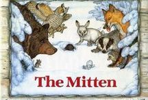 |LIBRARY| Storytime: The Mitten / A special storytime for The Mitten by Jan Brett