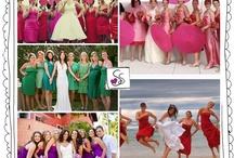American style wedding - Matrimonio all'americana