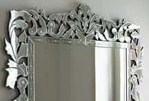 « Mirror, Mirror On The Wall » / by Mariam Khanji Atif