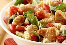 Pasta / Pasta is a family-friendly dinner solution – shake up your cooking routine by trying some of these new recipes.