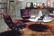 Interior Design | Living Room / by Hermel Delor