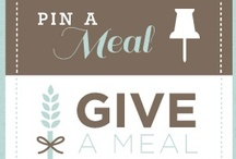 Pin a Meal. Give a Meal. Mobile 2013 / Between March 4, 2013 – May 1, 2013, the Land O'Lakes Foundation donated $1 to Feeding America for every Land O'Lakes recipe that was pinned or repinned. Thank you for helping us reach our goal to donate 2 million meals to families in need.