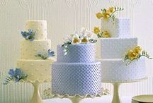 Cake Ideas - Wedding Cakes / by Frode Breimo