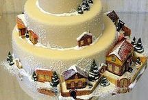 Cake Ideas - Holidays / by Frode Breimo