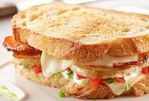 Grilled Cheese Recipes / Who doesn't love a grilled cheese sandwich? From classic to creative, there's a grilled cheese recipe for everybody.