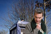 Doctor Who / by Jennifer Edgecomb- Linley