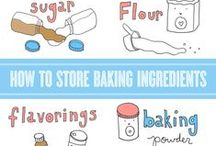 Baking Basics / by Frode Breimo