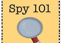 |LIBRARY| Spy School