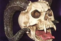 Occultism, Skulls and Superstition