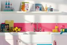 Inspirational Kitchens / Inspiring designs to help transform your kitchen into the heart of your home.