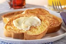 French Toast Recipes / Make ordinary mornings extraordinary with a few simple, unexpected additions to your favorite French toast, whether sweet or savory.
