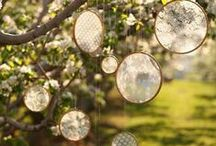 Outdoor Wedding / Details that make an outdoor wedding an event to remember. / by Bella Puzzles