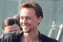 Tom Hiddleston The 2014 Sexiest Man Alive / by Maryann Walden