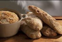 Non-enriched Yeast bakes / Lean yeast-doughs, such as breads, pizza, rolls, buns, bagels and more.