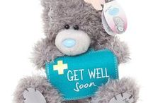 Me to You Get Well Bears & Cards 2016