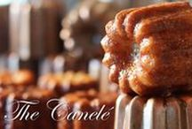 Cannelé Bordelais / Whether you call them Cannelé Bordelais, Canelé de Bordeaux or just Can(n)elé, this board is dedicated to this fantastic, delicious little French pastry. Recipes, articles and how-to guides for baking them in copper or silicone molds.