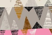fabrics / by Sylvia K.