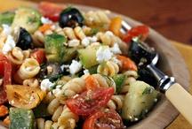 salads / yummy salads / by Julie Johnson