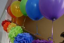 Rainbow Party / by Brianna Bedell