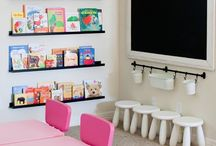 Girls Shared Room Ideas / by Brianna Bedell