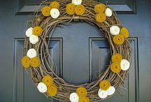 Fall Home Decor / by Brianna Bedell