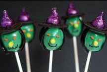 Halloween Recipes / Have a KILLER Halloween party with our spookiest recipes for desserts, snacks, and so much more.