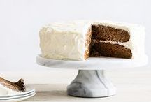 Best Cake Recipes / Who doesn't like cake? These recipes are perfect for a celebration but equally good when you're just craving a luxurious dessert.