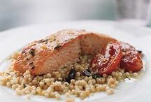 Best Salmon Recipes / Salmon may just be the best fish. Whether roasted, poached, broiled, grilled, these recipes all make for great weeknight dinners.
