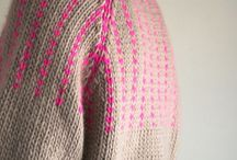 Knit and Crochet / by Kayleen Jasperse