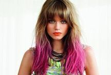 Dyed hair / Dyed Hair #dip #dyed #hair Obsessed with dip dyed hair