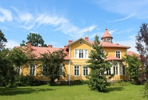 Finnish Manors and Villas