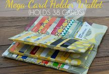 Pouches, Wallets, Covers & Small Items / by Susan