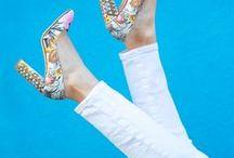 Fashion Forward Shoes and Handbags / Fashion forward shoes and handbags that will stand the test of time.