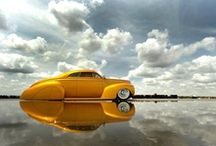 Cool Cars, Trucks & Motorcycles / by Shelly Lane