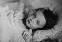 The Victorians and Victorian Postmortem Photographs / The Victorians and Victorian Postmortem Photographs / by Dawn Michelle