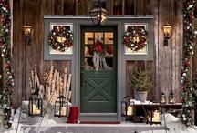 Holiday Door Decorations