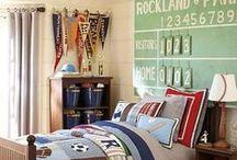 Home Decor- Angelo's room
