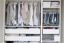 Home Decor- closets