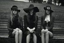 Witches Dark Fashion