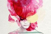 I <3 watercolor