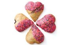 Valentine's Day Recipes / Sweets for your sweetie.
