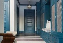 Mud Rooms- S.B. Long Interiors / Collection of Mud Rooms designed by S.B. Long Interiors