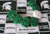 Michigan State - Spartan Birthday / by Brianna Bedell