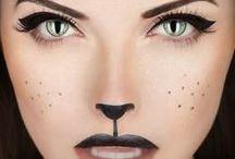 Carneval makeup