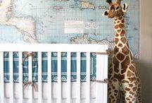 Home Decor- Baby 3s Room