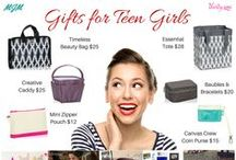Thirty One Gifts for TEEN GIRLS- Under $35 / << Welcome to one of my Thirty-One Pinterest Board- Yes I sell fabulous Thirty-One Products you will LOVE >> Shop the catalog any time here: https://www.mythirtyone.com/miriammcdonnell or E-mail me at mirimcdonnell@gmail.com You can also join my Closed Facebook group! https://www.facebook.com/groups/thirtyonemiriam (free give-a-ways) All Customers & future Customers Welcome! NO 31 CONSULTANTS PLEASE!!! Thank you!
