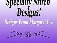 Specialty Stitch Needlework Designs - Designs From Margaret Lee / Needlework Designs using specialty stitches by Designs From Margaret Lee and some of her favorites!