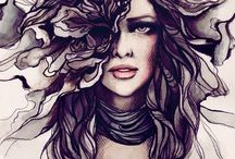 Fashion Ilustration & Art