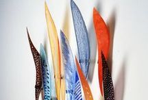 Art Tile & Pottery & Glass Lovelies / I was a magpie in a former life!  Glass inspired me to become an artist. The sparkle and light captivated my eye and soul.  Ceramic brings its own set of textures and glaze colors.