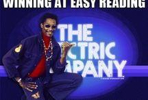 Easy Reader / by Wilma J Harrington